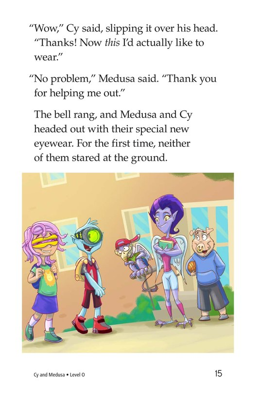 Book Preview For Cy and Medusa Page 15