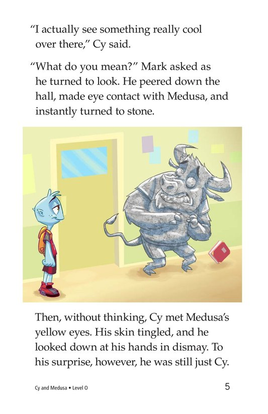 Book Preview For Cy and Medusa Page 5