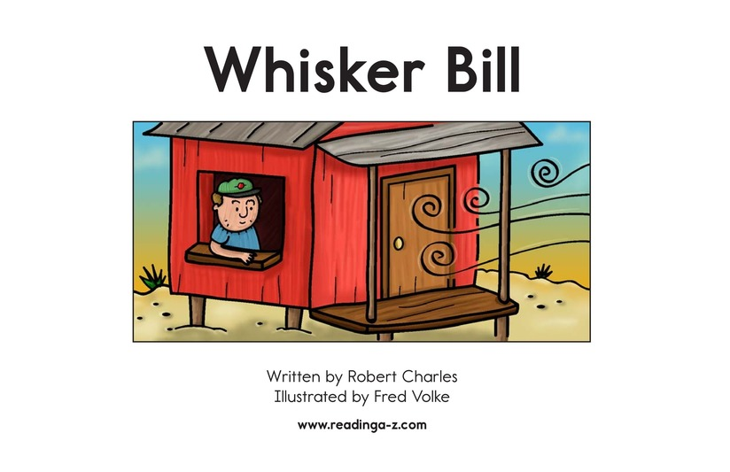 Book Preview For Whisker Bill Page 2