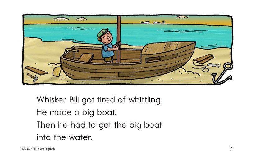 Book Preview For Whisker Bill Page 7