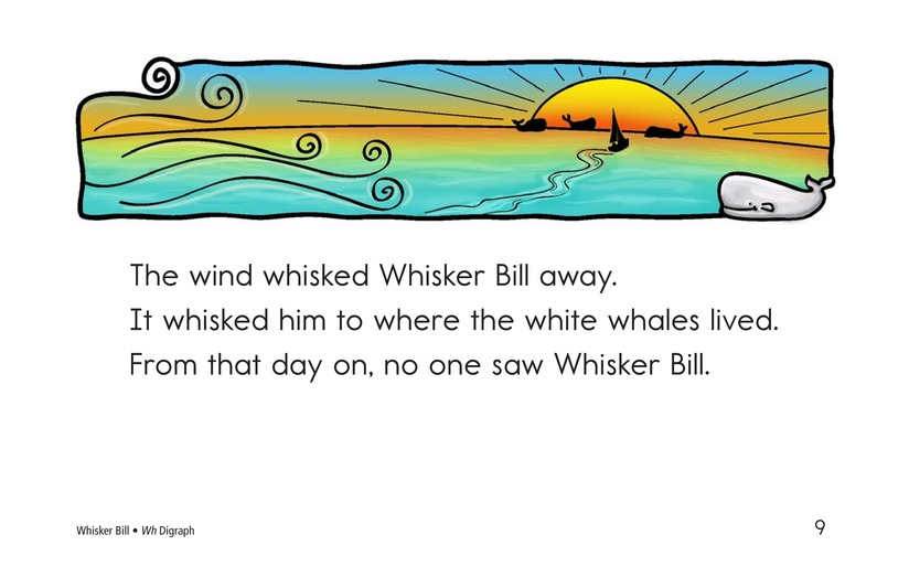 Book Preview For Whisker Bill Page 9