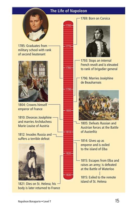 Book Preview For Napoleon Bonaparte Page 15