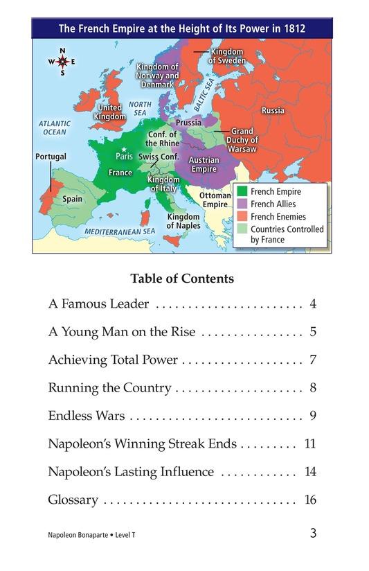 Book Preview For Napoleon Bonaparte Page 3