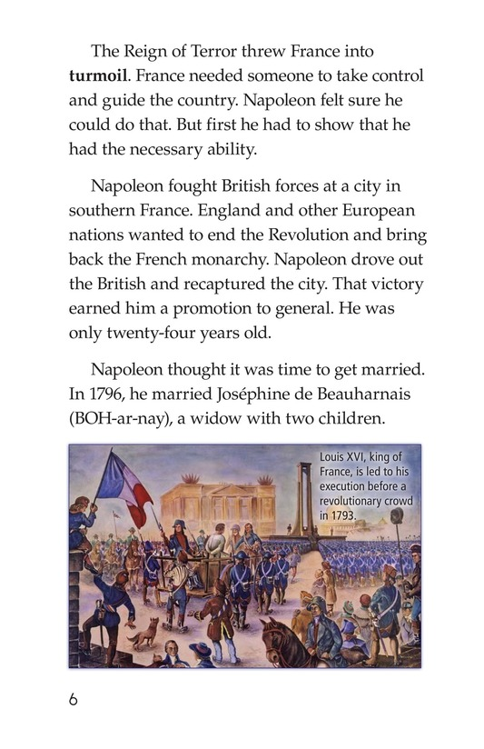 Book Preview For Napoleon Bonaparte Page 6