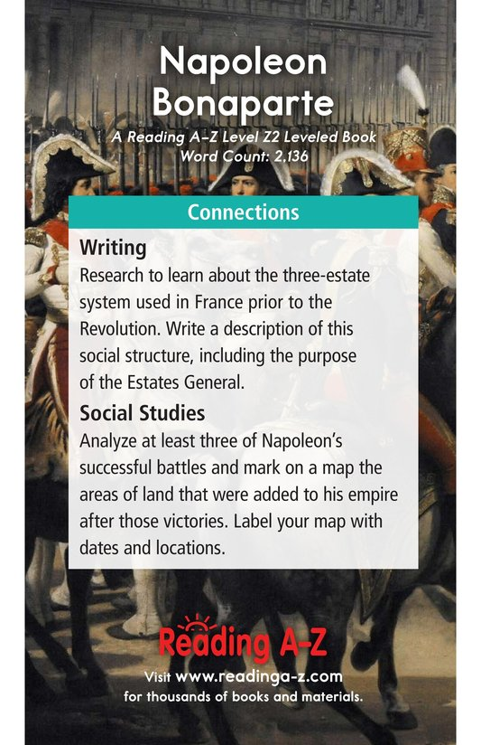 Book Preview For Napoleon Bonaparte Page 21