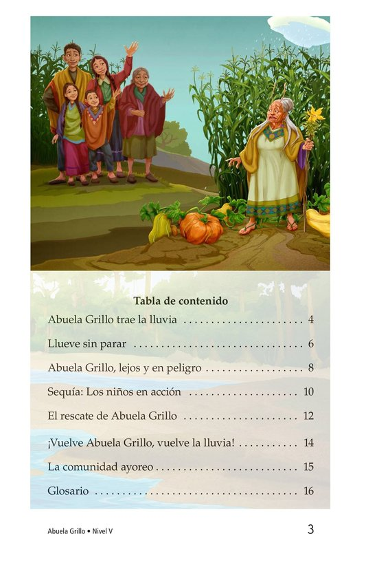 Book Preview For Abuela grillo Page 3