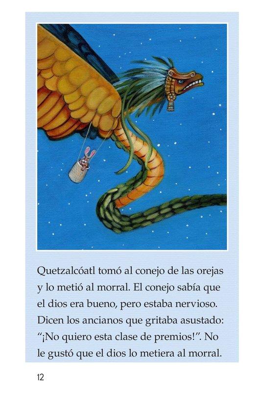 Book Preview For El conejo en la luna Page 12