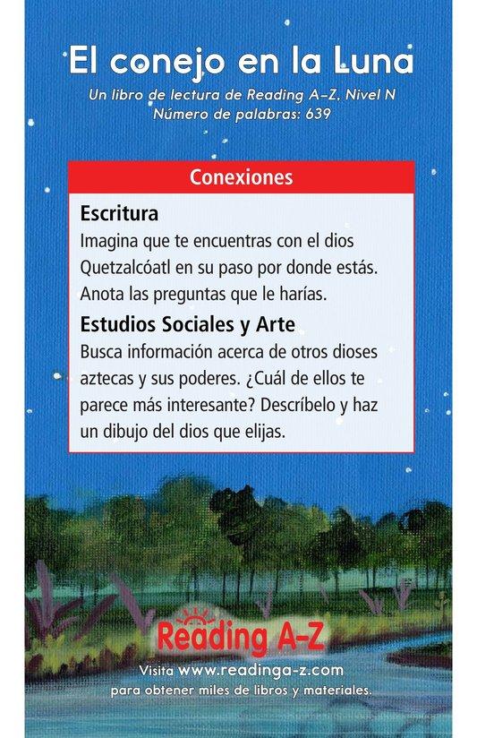 Book Preview For El conejo en la luna Page 17