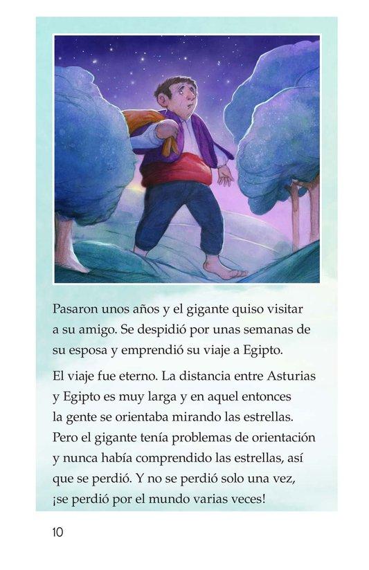 Book Preview For Nuberu, el mago atmosférico Page 10
