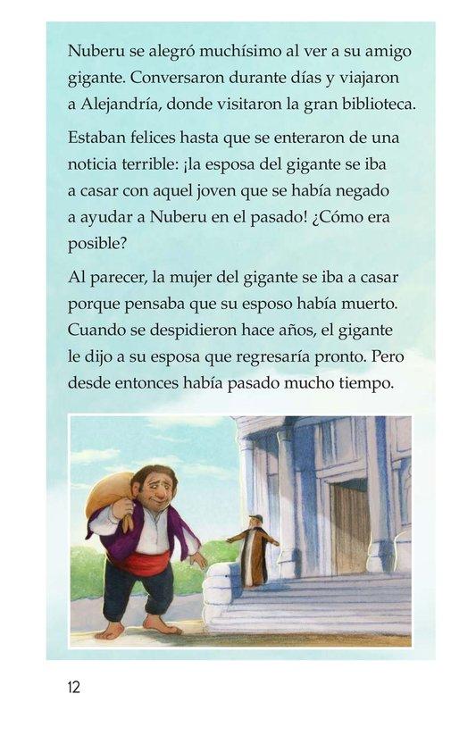 Book Preview For Nuberu, el mago atmosférico Page 12