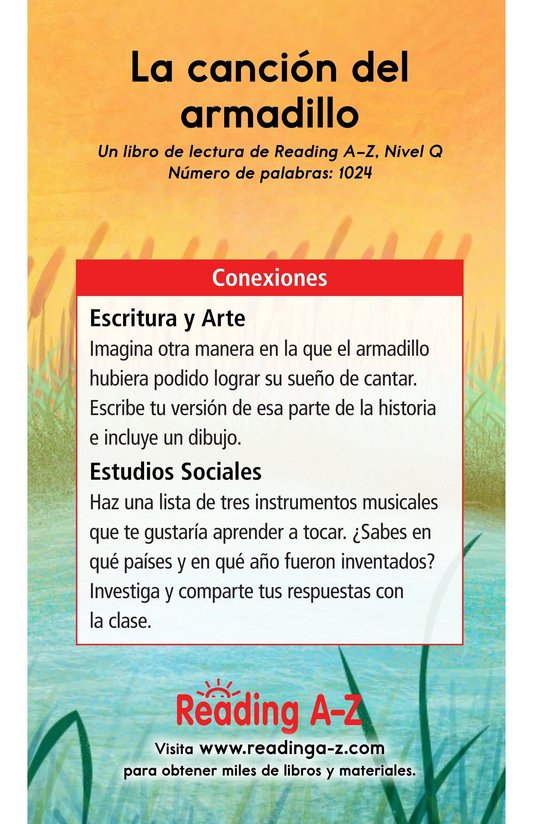 Book Preview For La canción del armadillo Page 17
