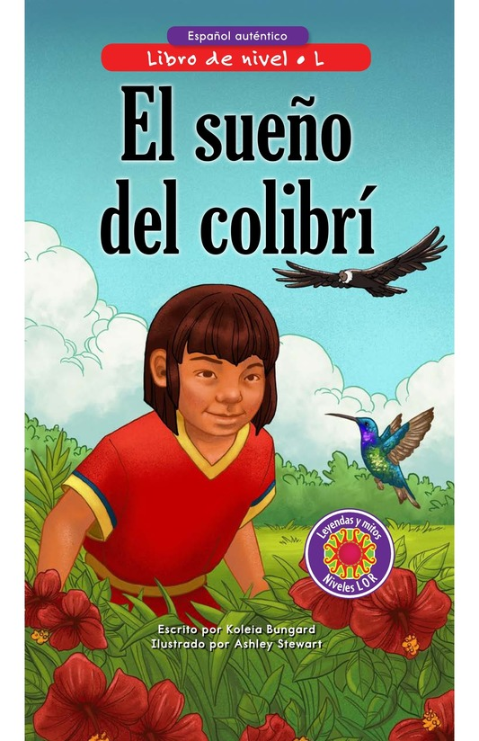 Book Preview For El sueño del colibrí Page 0