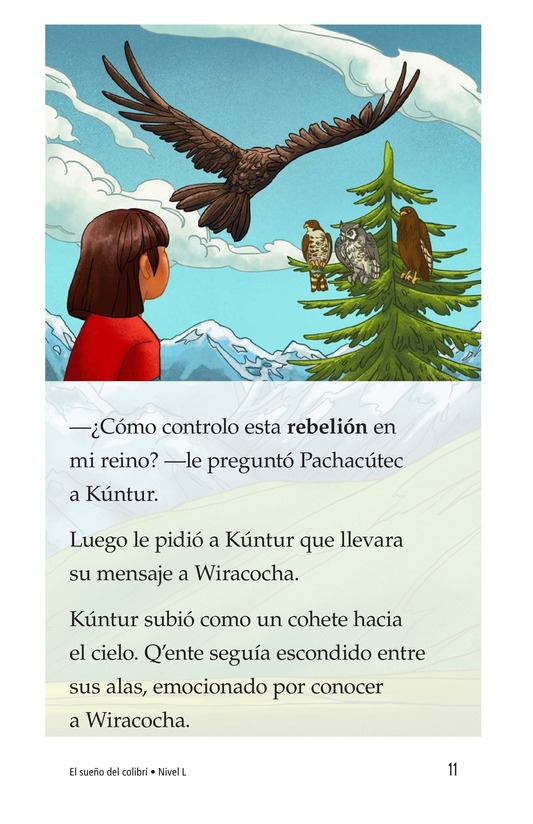 Book Preview For El sueño del colibrí Page 11