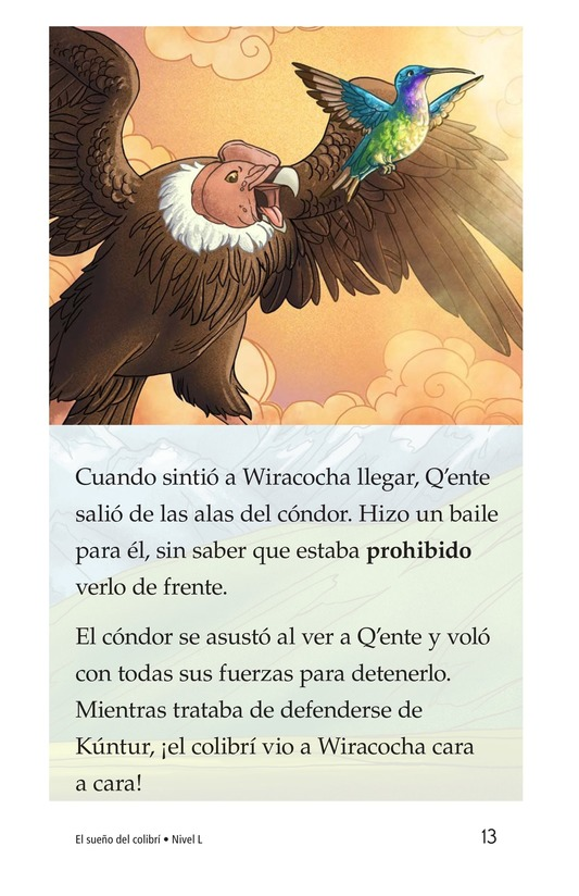 Book Preview For El sueño del colibrí Page 13