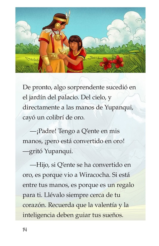 Book Preview For El sueño del colibrí Page 14