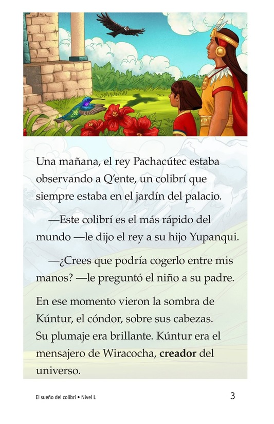 Book Preview For El sueño del colibrí Page 3