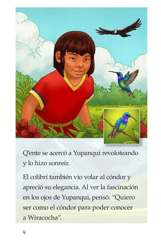Book Preview For El sueño del colibrí Page 4
