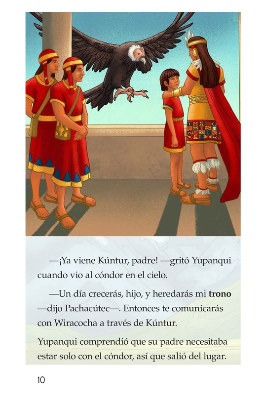 Book Preview For El sueño del colibrí Page 10