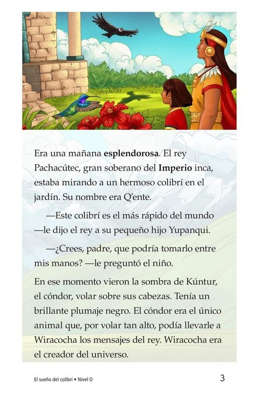Book Preview For El sueño del colibrí Page 3