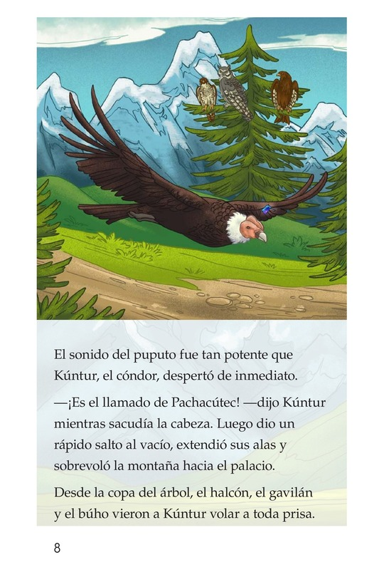 Book Preview For El sueño del colibrí Page 8
