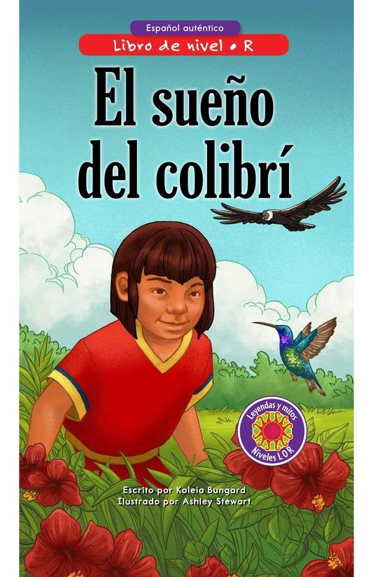 Book Preview For El sueño del colibrí Page 0