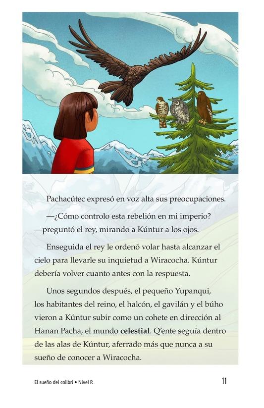 Book Preview For El sueño del colibrí Page 11