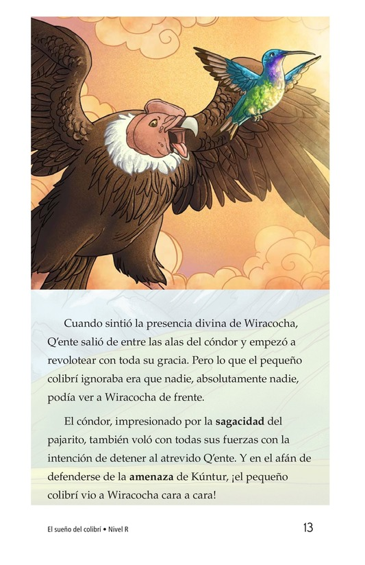 Book Preview For El sueño del colibrí Page 13