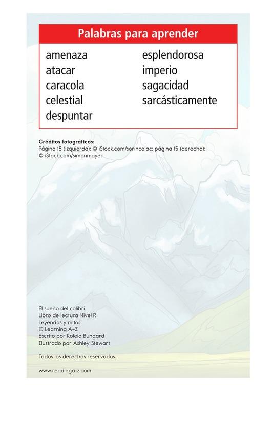 Book Preview For El sueño del colibrí Page 2