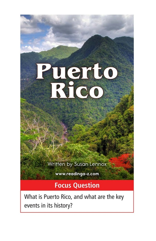 Book Preview For Puerto Rico Page 1