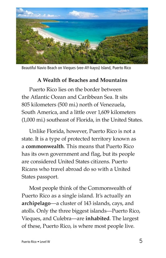 Book Preview For Puerto Rico Page 5
