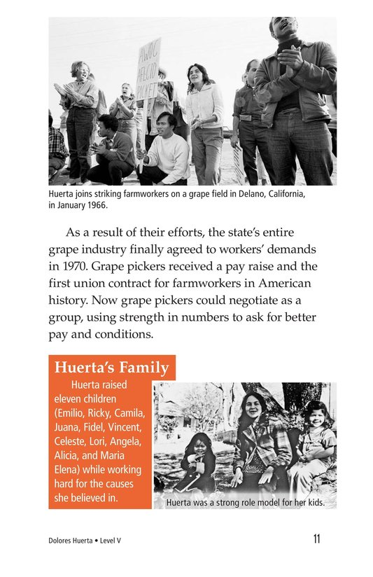 Book Preview For Dolores Huerta Page 11