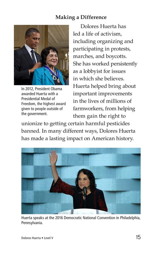 Book Preview For Dolores Huerta Page 15