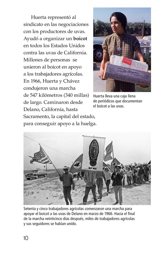 Book Preview For Dolores Huerta Page 10