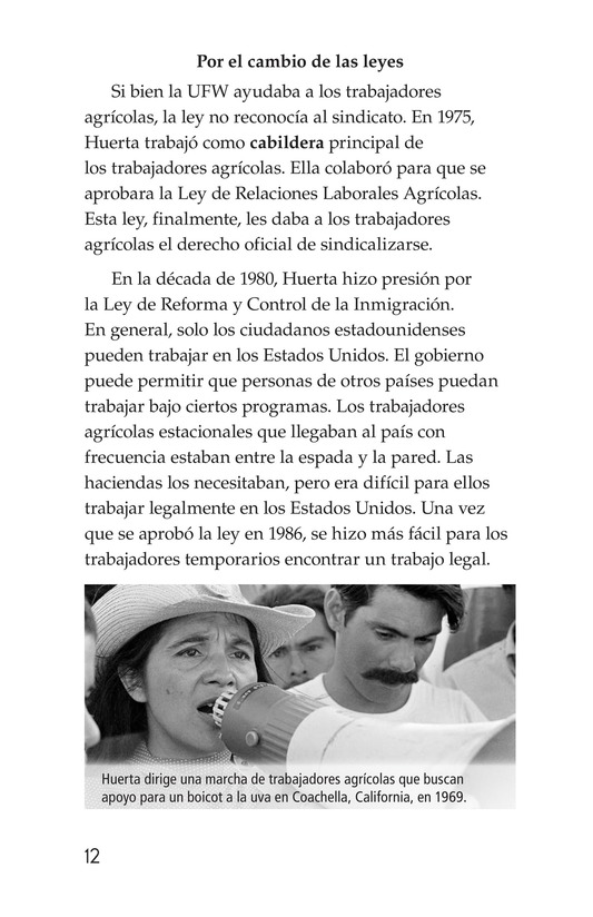 Book Preview For Dolores Huerta Page 12