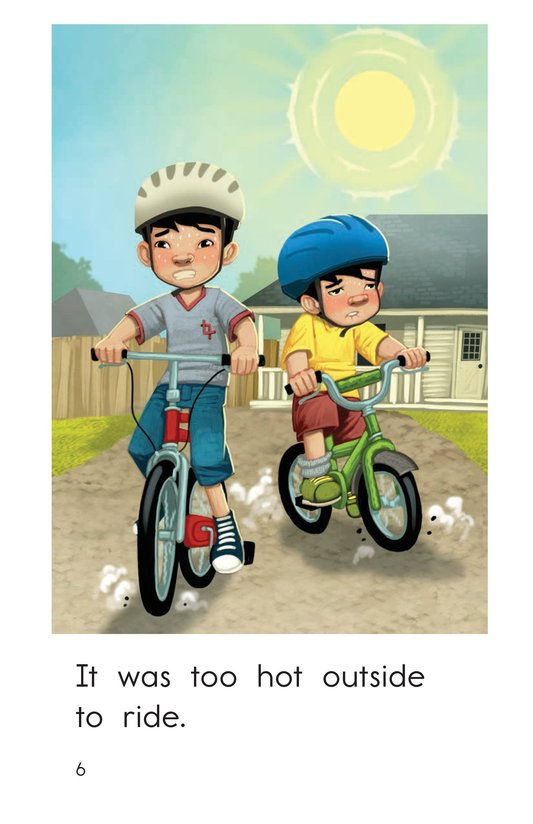 Book Preview For Too Hot! Page 6