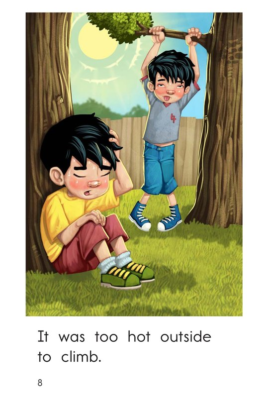 Book Preview For Too Hot! Page 8