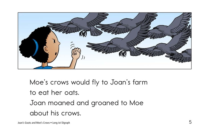 Book Preview For Joan's Goats and Moe's Crows Page 5