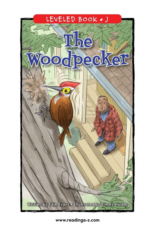 Book Preview For The Woodpecker Page 0