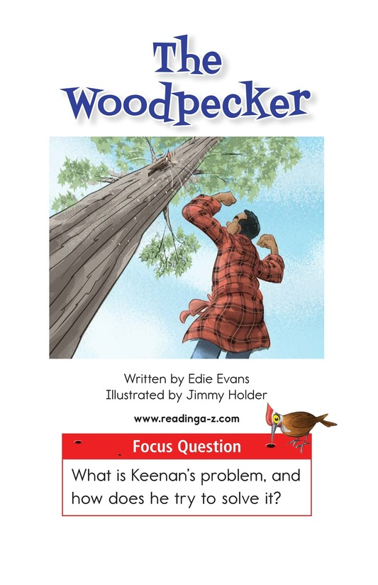 Book Preview For The Woodpecker Page 1