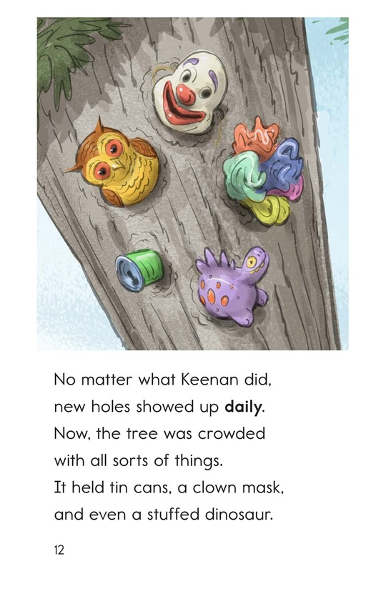 Book Preview For The Woodpecker Page 12
