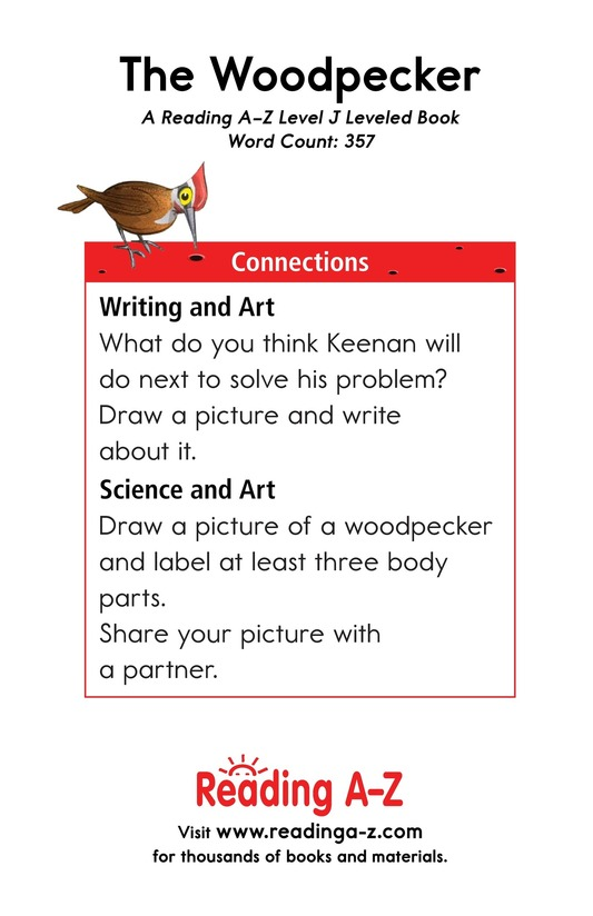Book Preview For The Woodpecker Page 17