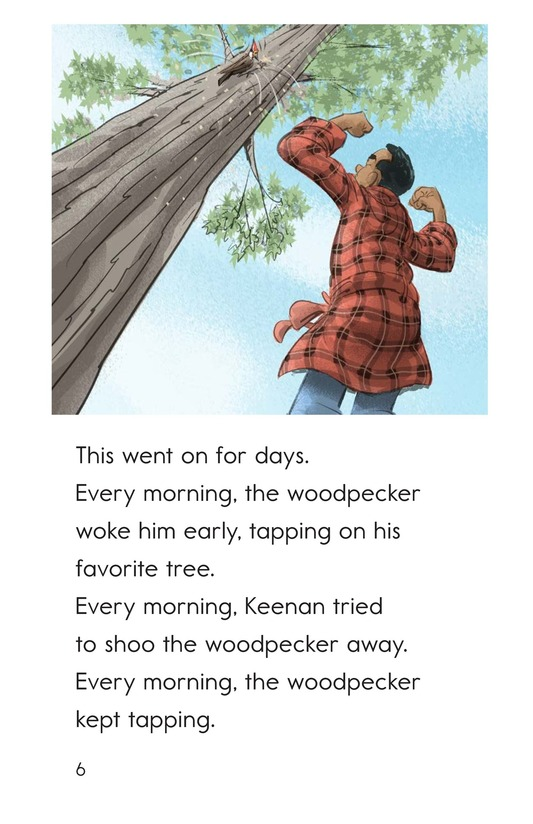 Book Preview For The Woodpecker Page 6