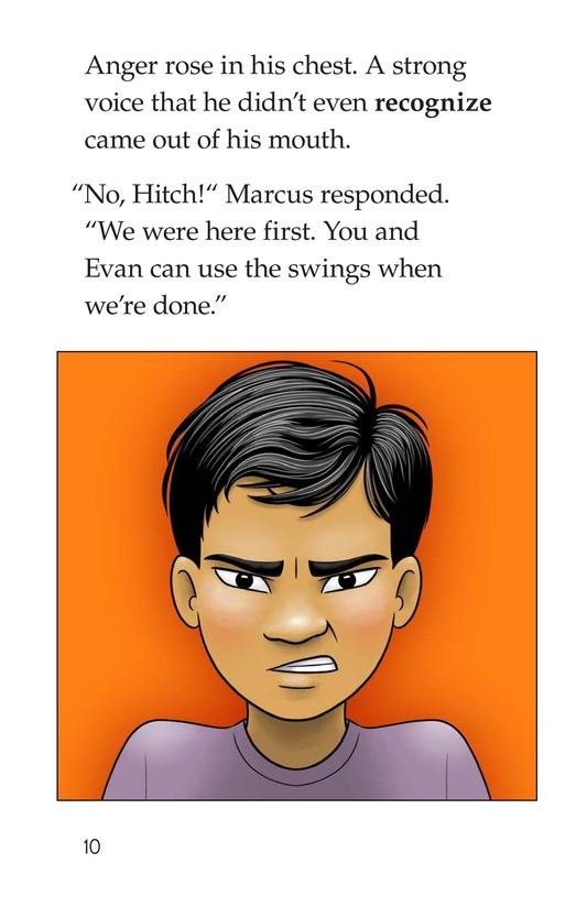 Book Preview For Standing Up to the Bullies Page 10
