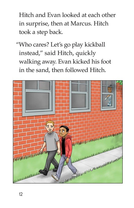 Book Preview For Standing Up to the Bullies Page 12