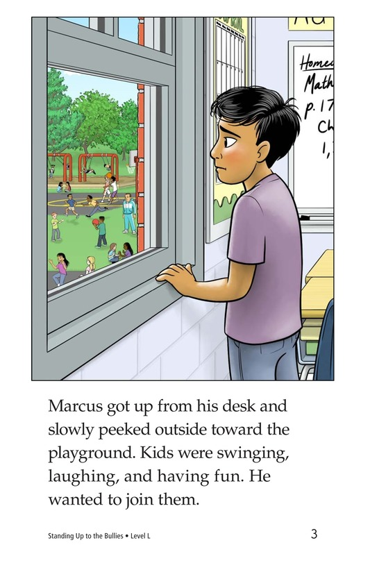 Book Preview For Standing Up to the Bullies Page 3