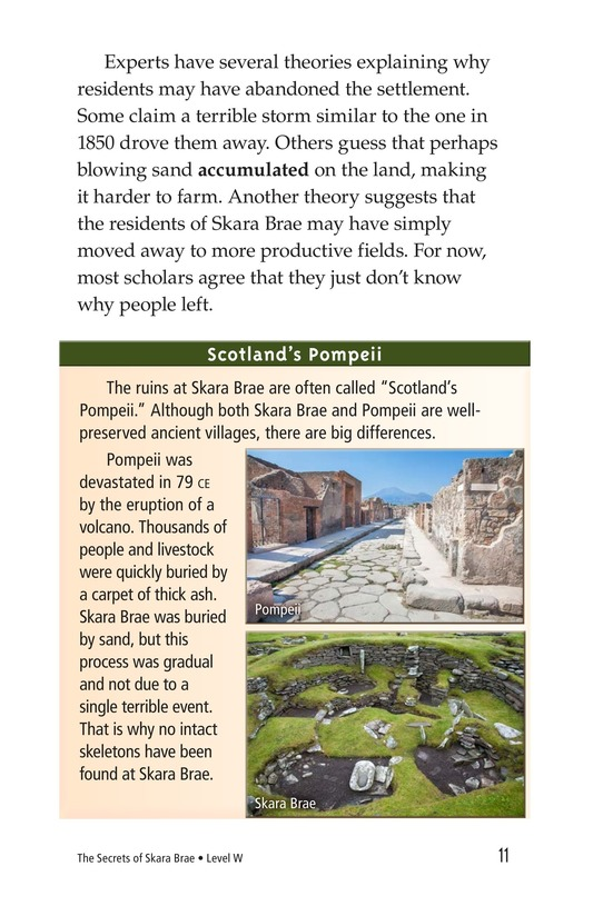 Book Preview For The Secrets of Skara Brae Page 11