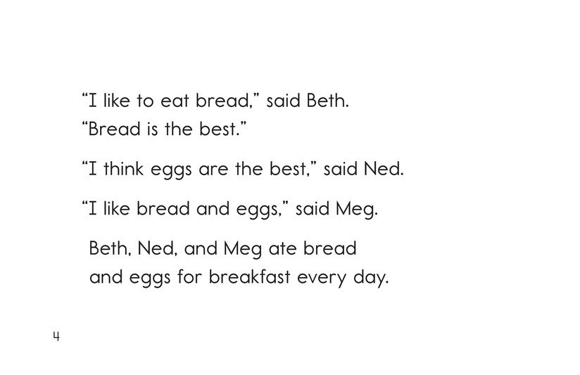 Book Preview For Bread for Breakfast Page 4