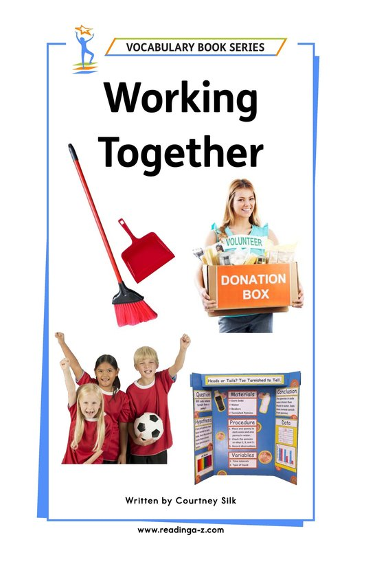 Book Preview For Working Together Page 1
