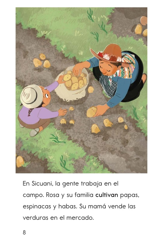 Book Preview For Vivimos en Perú Page 8