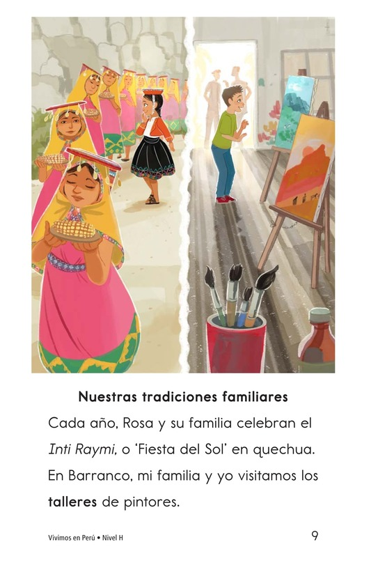 Book Preview For Vivimos en Perú Page 9